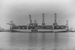 OOCL -Hong Kong- max.21413 containers